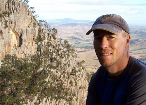 Steve Turner fell 300 metres on Saturday while abseiling on the eastern cliff face of Mount Barney southwest of Brisbane.