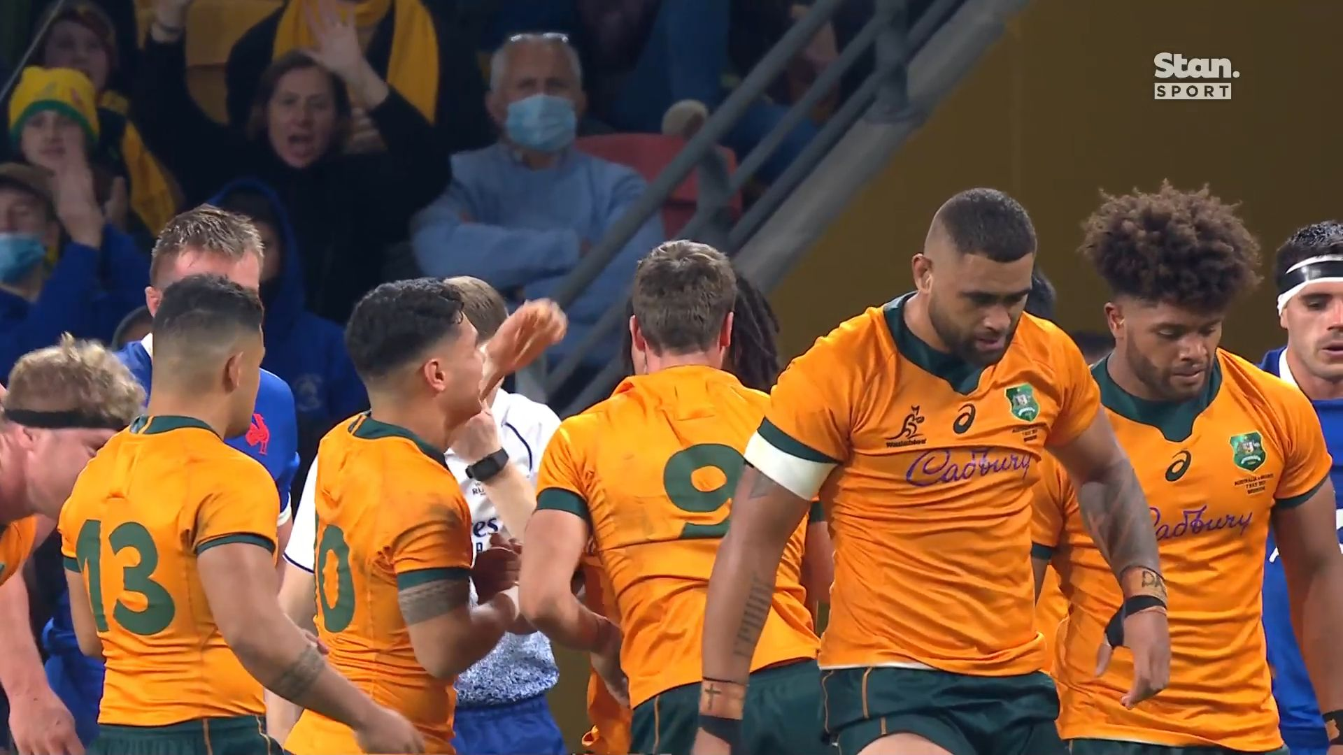 Wallabies player ratings vs France: The studs and duds from Australia's gripping Test win
