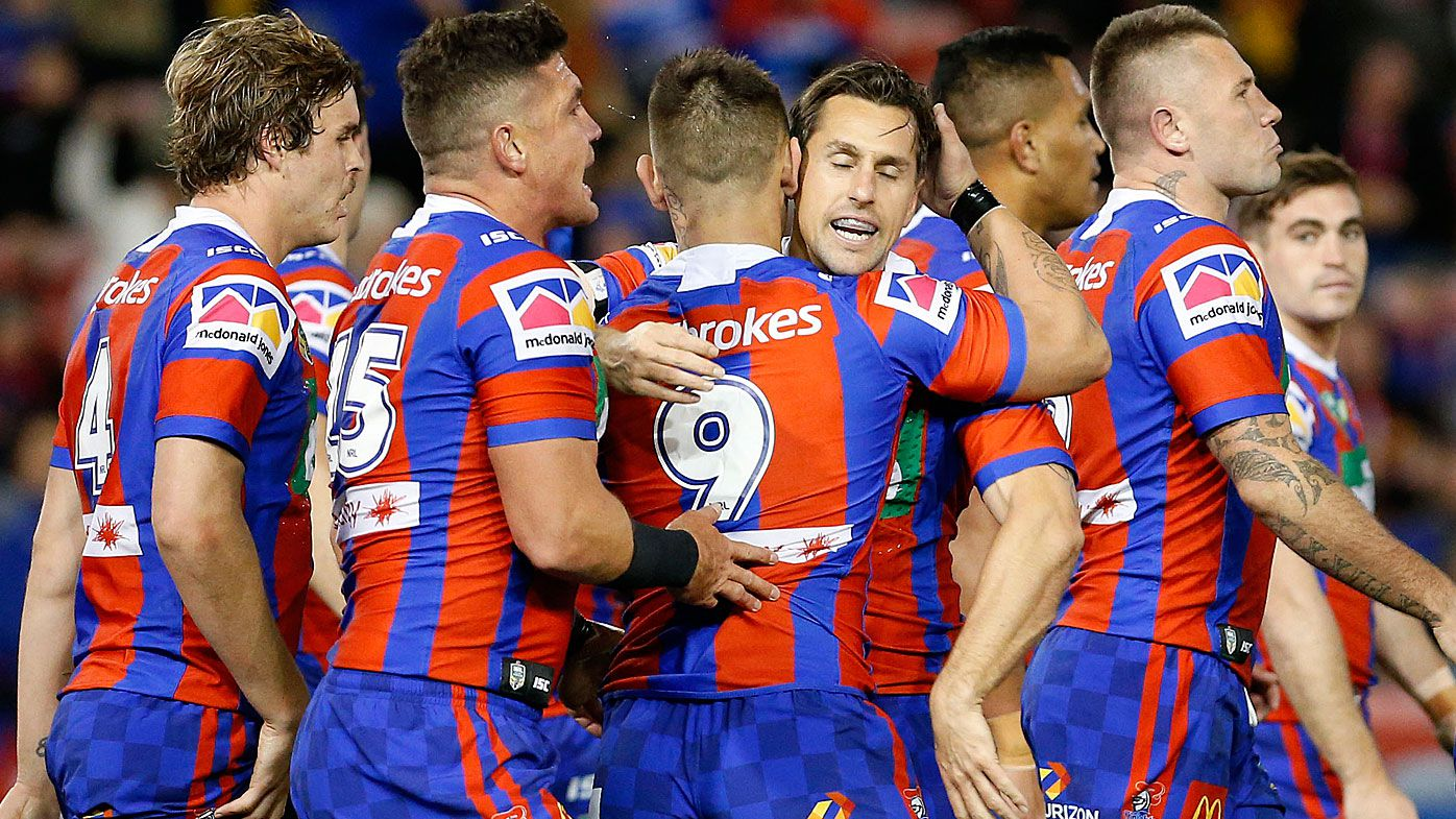 Pearce steers Knights to thrilling NRL win