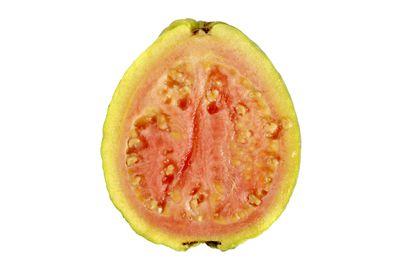 Guava: 228mg vitamin C per 100g