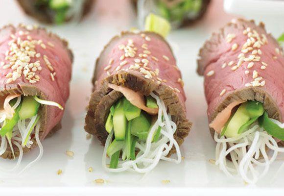Sesame seed recipes