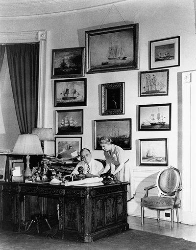 Franklin D. Roosevelt1933–1945