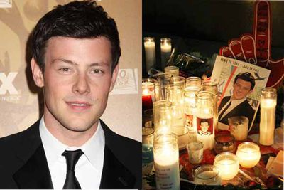 We all wept a tear when it was announced Cory Monteith had died from a heroin overdose after partying with friends in Vancouver.  The Glee actor battled drug addiction for several years before his untimely death at the age of 31.