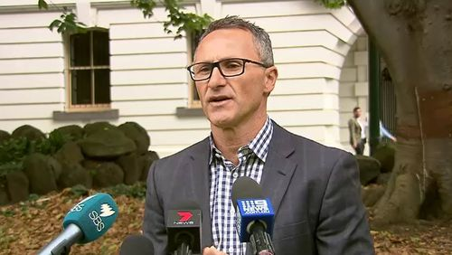 Richard Di Natale said changing the date of Australia Day would provide an opportunity to bring the country together.