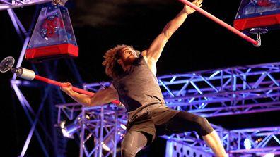 Australian Ninja Warrior 2021 Khaled