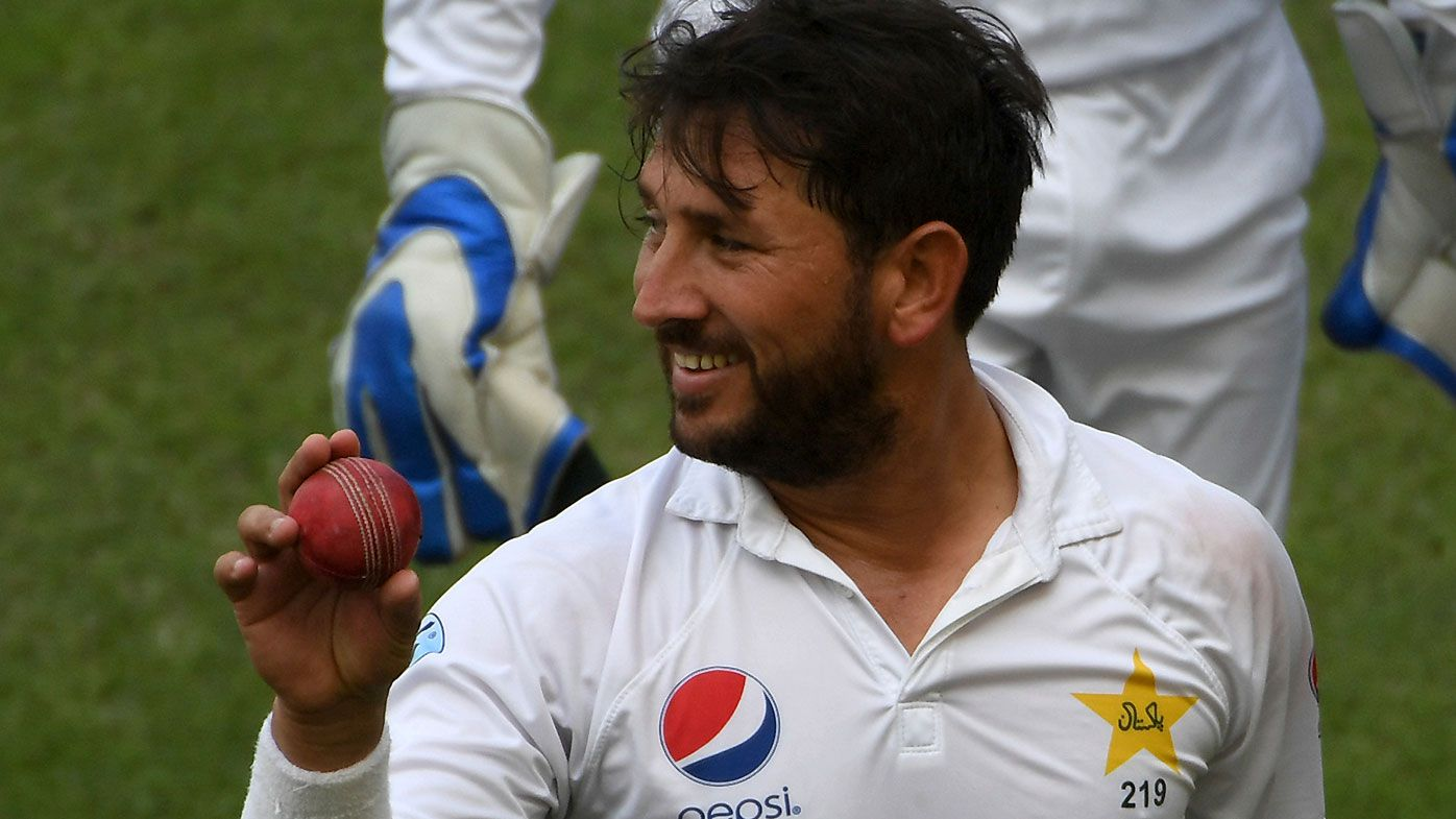 Pakistan spinner Yasir Shah becomes quickest bowler to 200 Test wickets