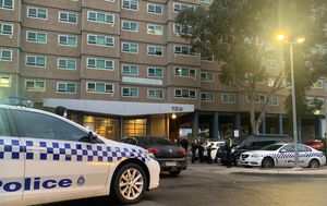 Melbourne public housing towers under 'immediate lockdown'