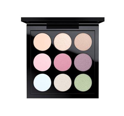 "<a href=""http://www.maccosmetics.com.au/product/13835/40495/Products/Makeup/Eyes/Eye-Palettes-Kits/Eye-Shadow-x-9-Pastel-Times-Nine"" target=""_blank"">M.A.C Eyeshadow x 9: Pastel Times Nine, $67.</a>"