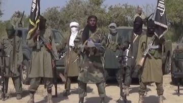 Boko Haram said more than 200 kidnapped schoolgirls have been married off. (AAP)