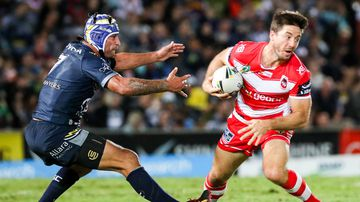 Dragons return to form with Cowboys win