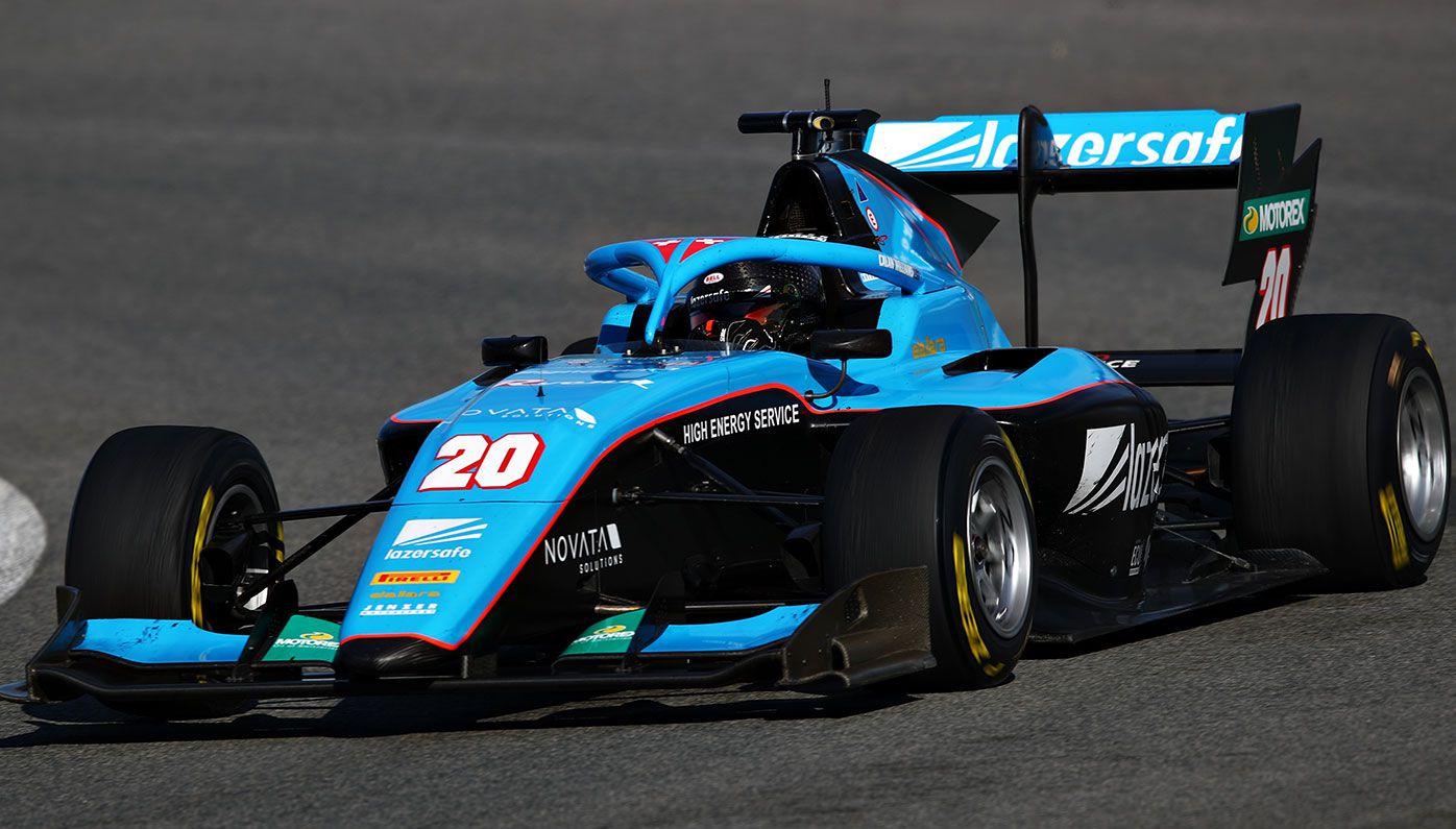 EXCLUSIVE: The Perth ace hoping to follow Daniel Ricciardo into Formula One