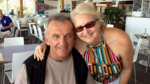 Lindy Yvonne Williams has pleaded guilty to interfering with the corpse of George Gerbic. Picture: 9NEWS