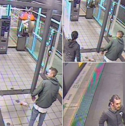Man charged over Sydney railway attack