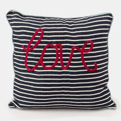 "<a href=""http://www.bodenclothing.com.au/en-au/womens-accessories/homeware/a0101/womens-printed-cushion"" target=""_blank"">Boden Love printed cushion, $75.</a>"