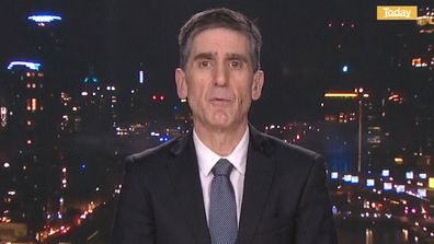 "Dr Tony Bartone says Victoria's coronavirus outbreak is a ""heartbeat away from calamity""."