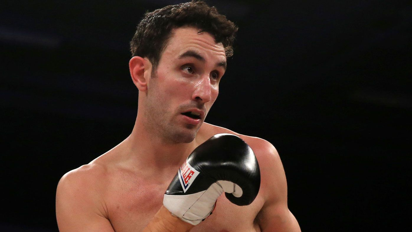 British boxer Scott Westgarth dies after falling ill following heavyweight bout