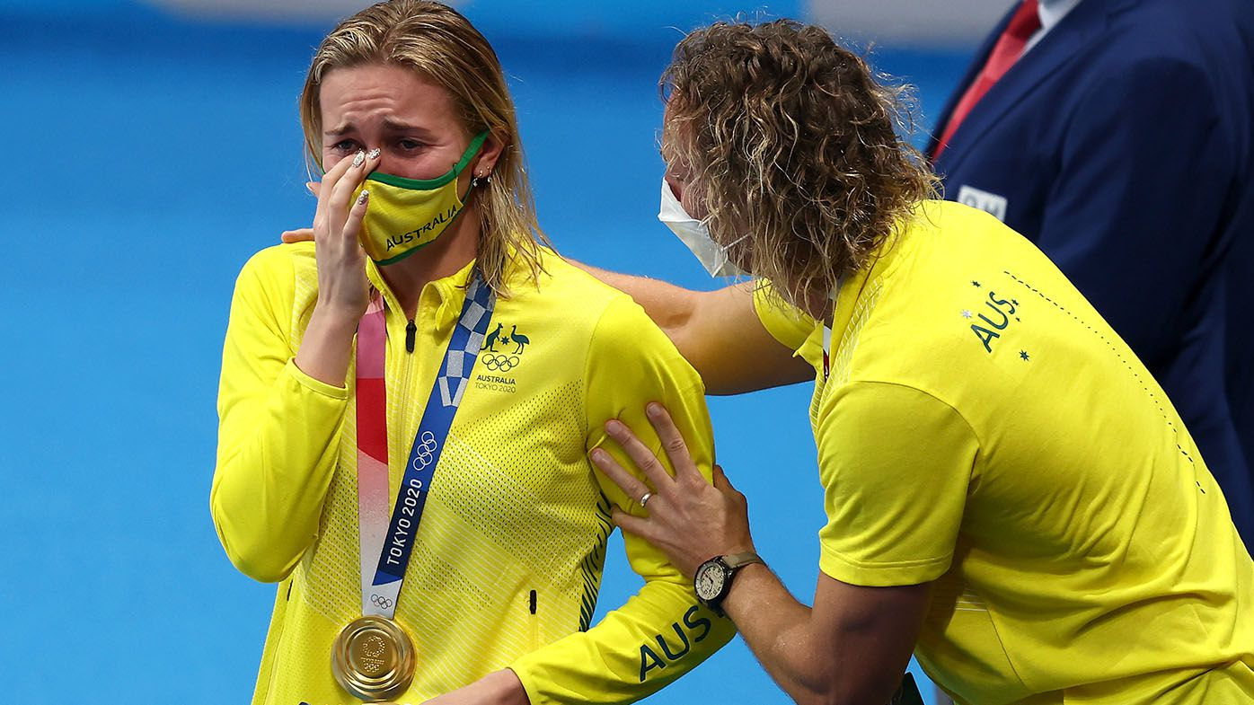 Dean Boxall 'felt caged' after Ariarne Titmus win over Katie Ledecky in 400m at Tokyo Olympics