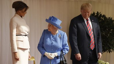 The Queen to formally invite Trump to London on state visit