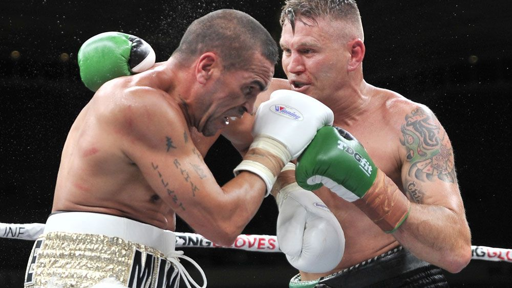 Anthony Mundine and Danny Green may fight again in Perth in December
