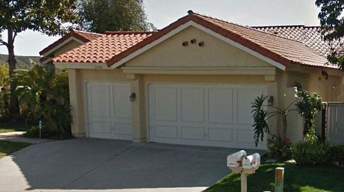 """The """"dream home"""" in California's Carmel Valley. (Google Street View)"""