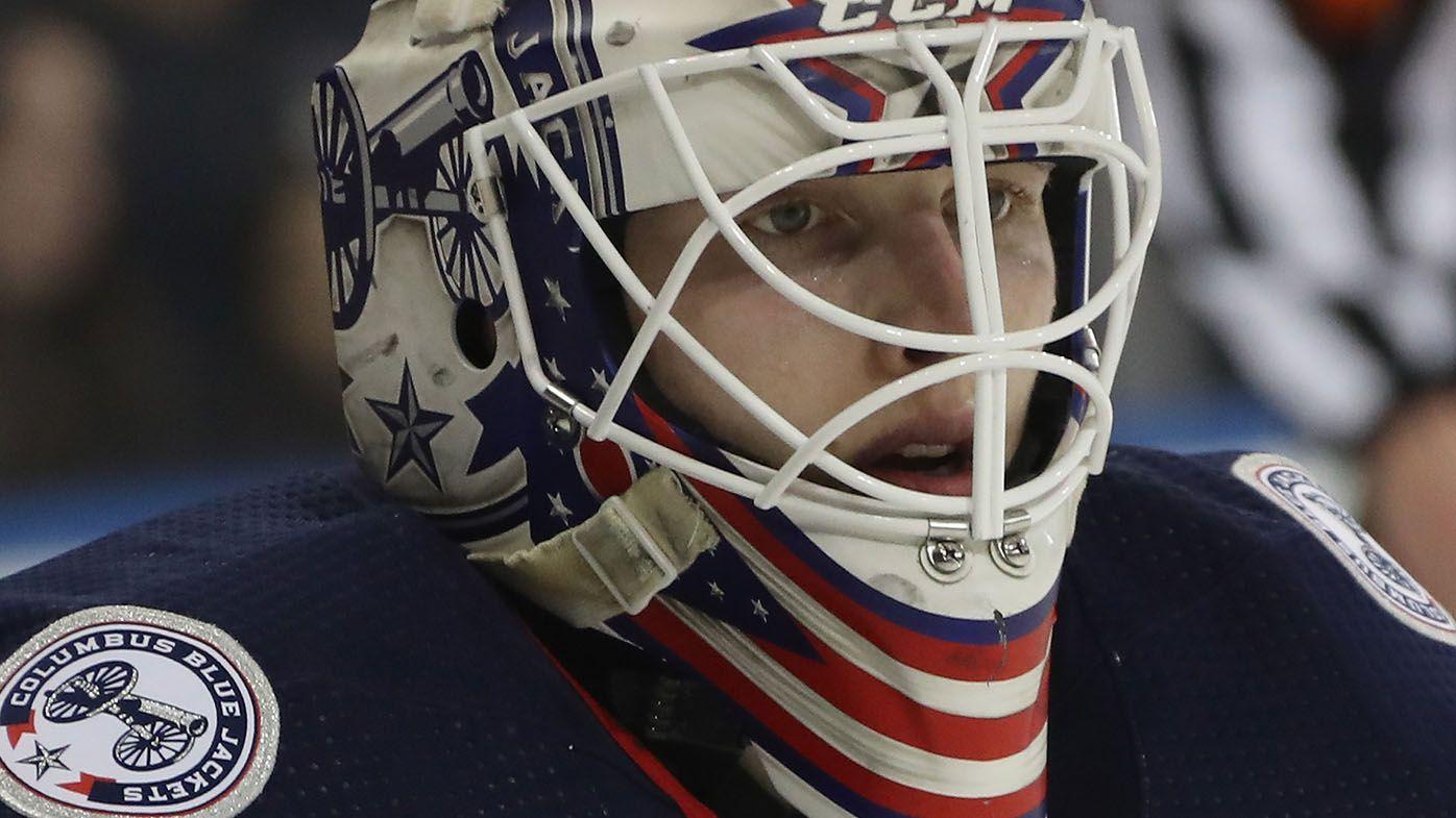 Columbus NHL goaltender Matiss Kivlenieks killed in fireworks accident aged 24