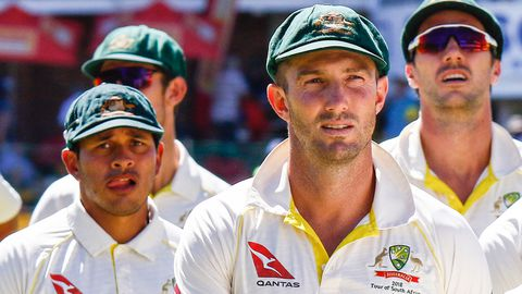 Australian ball-tampering: Fourth Test against South Africa begins