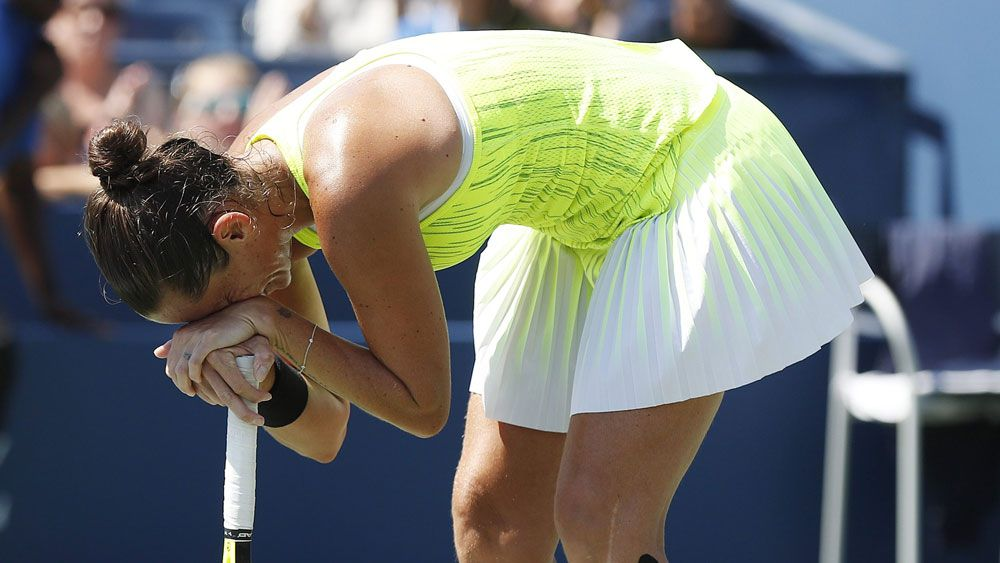 Wozniacki, Kerber into US Open semis