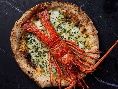 Fratelli Fresh launch 'Speciale' pizza range featuring whole lobster