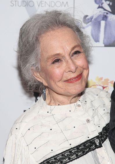 Marge Champion in 2013