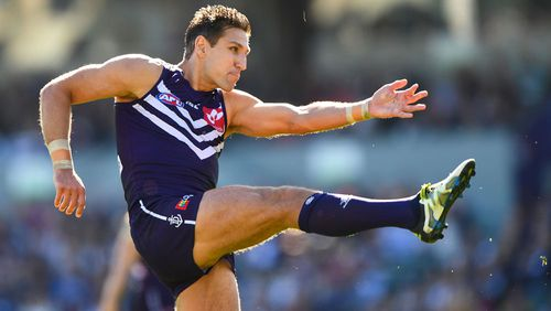 "Pavlich said he was ""thrilled"" about the new role. (AAP)"