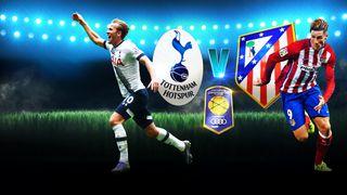 Tottenham Hotspur FC v Atletico De Madrid