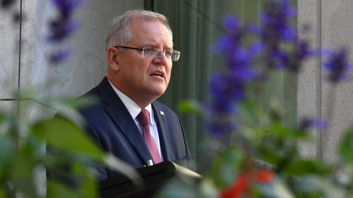Scott Morrison has introduced stricter social distancing rules for indoor gatherings.