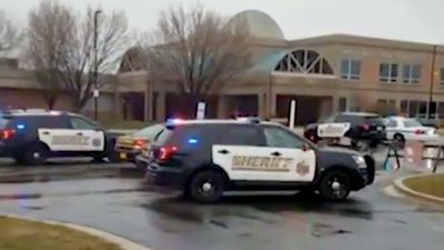 Injuries reported in shooting at Maryland school