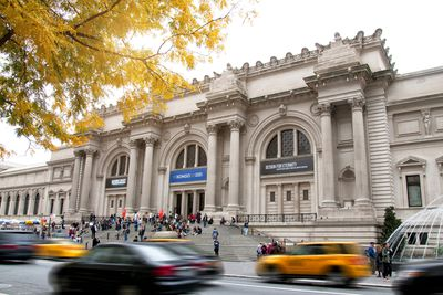 <strong>9. The American Museum of Natural History, New York</strong>