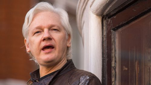 Julian Assange has been arrested in London.