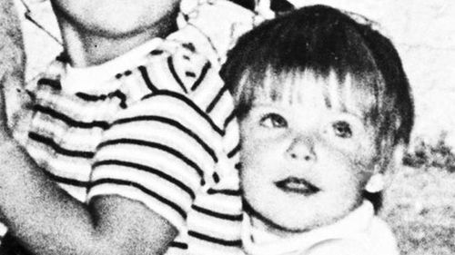 Blond haired, blue eyed three year old Cheryl vanished outside a shower block in 1970 while with her family in NSW's Illawarra region. Picture:9NEWS