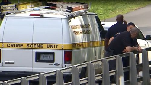 Human remains found inside suitcase