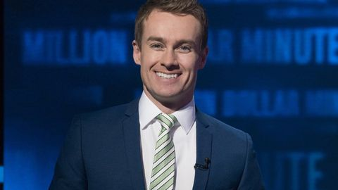 That didn't last long! Grant Denyer quits <i>Million Dollar Minute</i> after two months