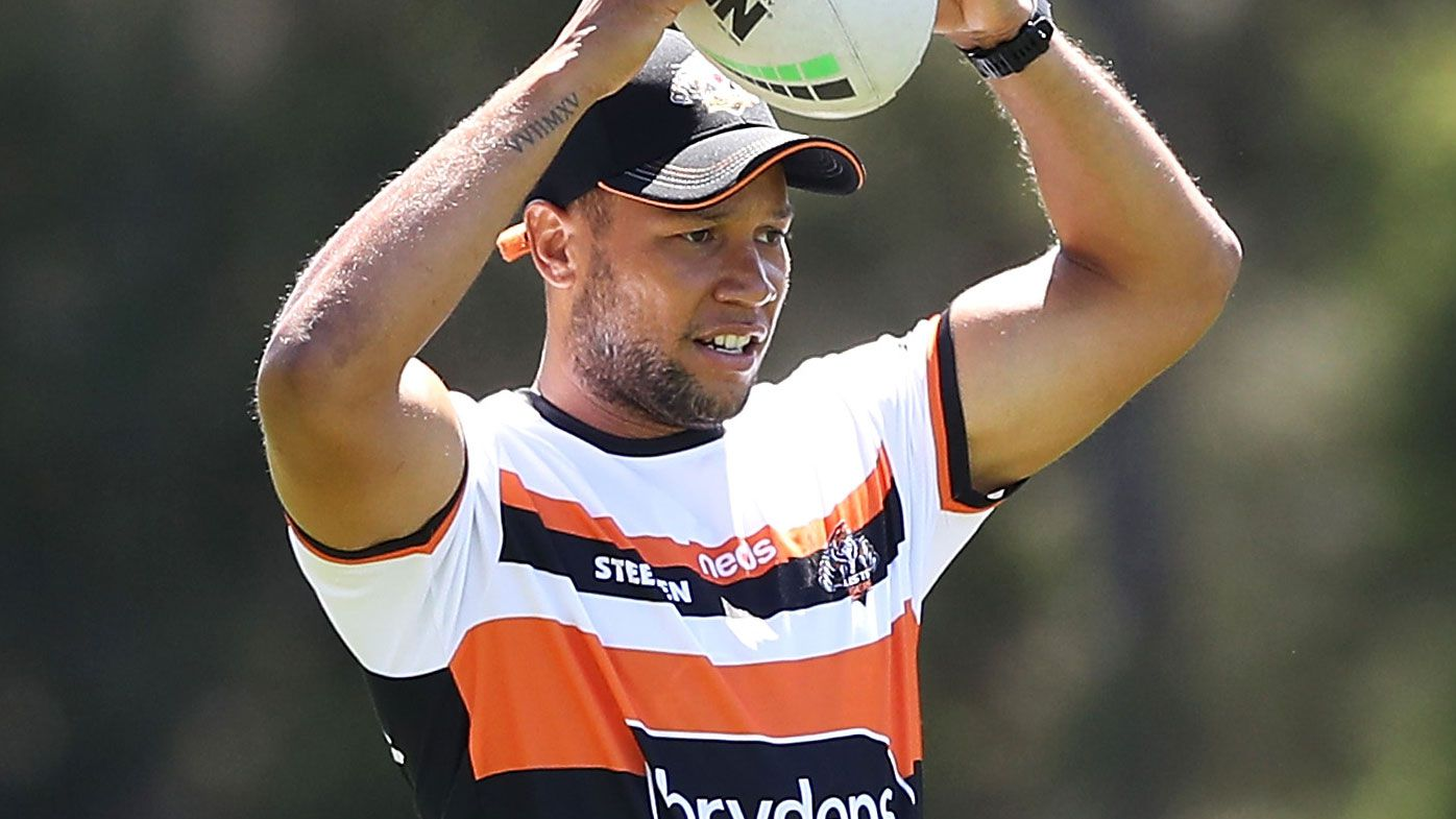 'Not getting value for money out of me': Wests Tigers star Moses Mbye granted permission to talk to rivals