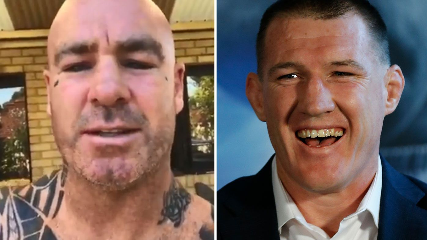 Former WBA heavyweight champ Lucas Browne challenges Paul Gallen after Barry Hall fight