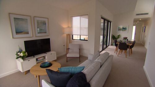 Two-bedroom, two-bathroom homes with one parking spot start at $655,000. (9NEWS)