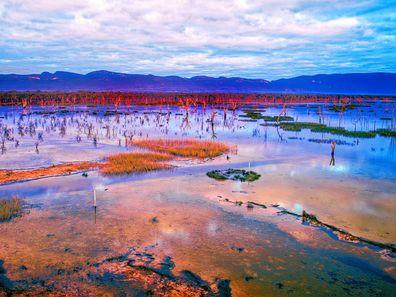 Lake Fyan, Grampians National Park, Victoria
