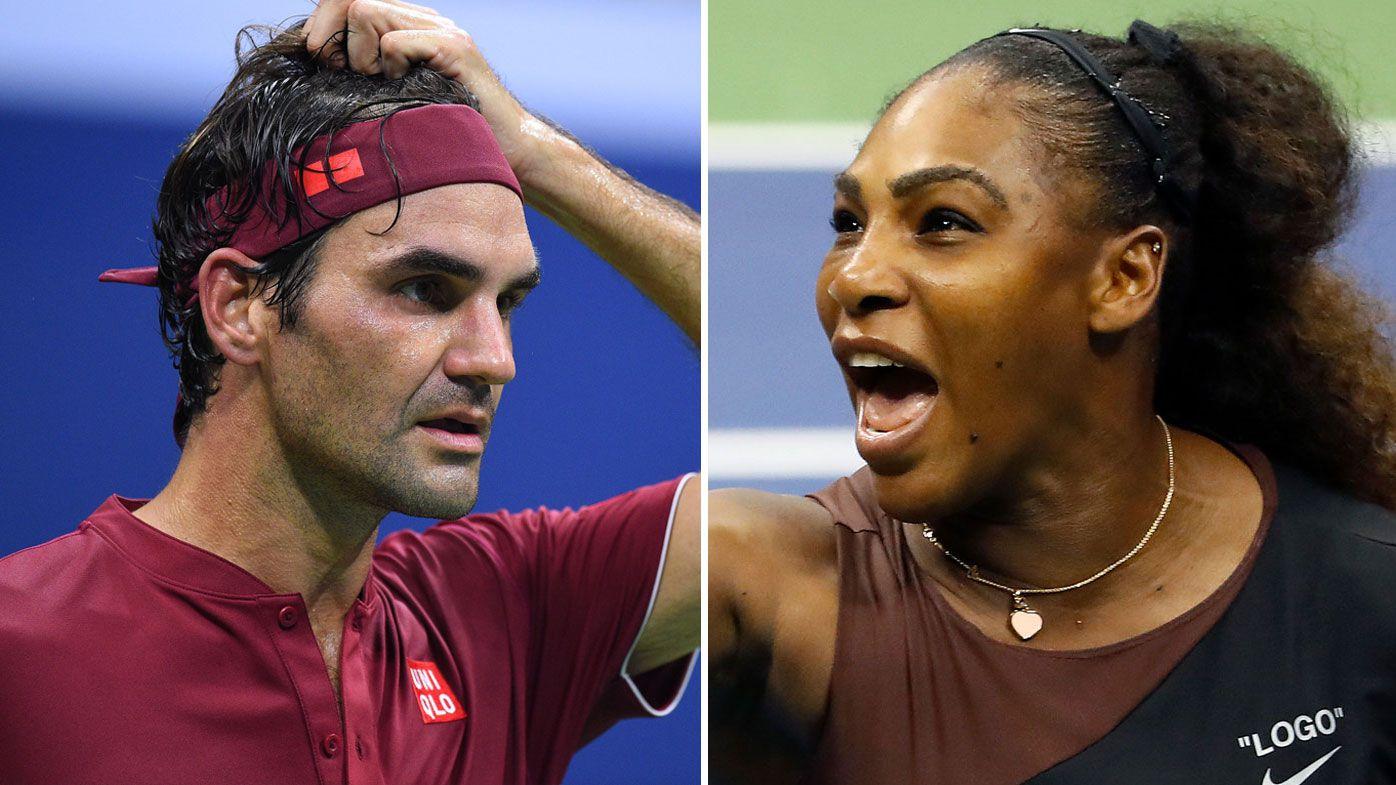 Roger Federer breaks silence on Serena Williams' US Open meltdown