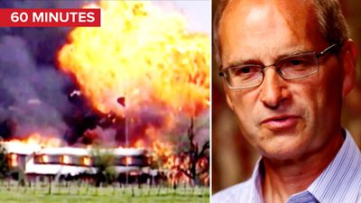 Australian survivor of Waco siege defends cult leader David Koresh