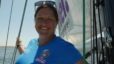 Lisa Blair will race in the Melbourne to Hobart Yacht Race this December.