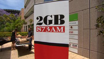 2GB celebrates 12 years on top of Sydney radio