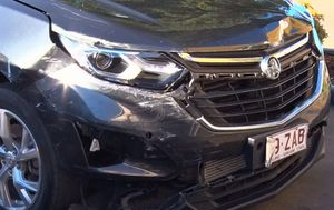 Suspended Sydney driver arrested after eight hit-run crashes in three hours