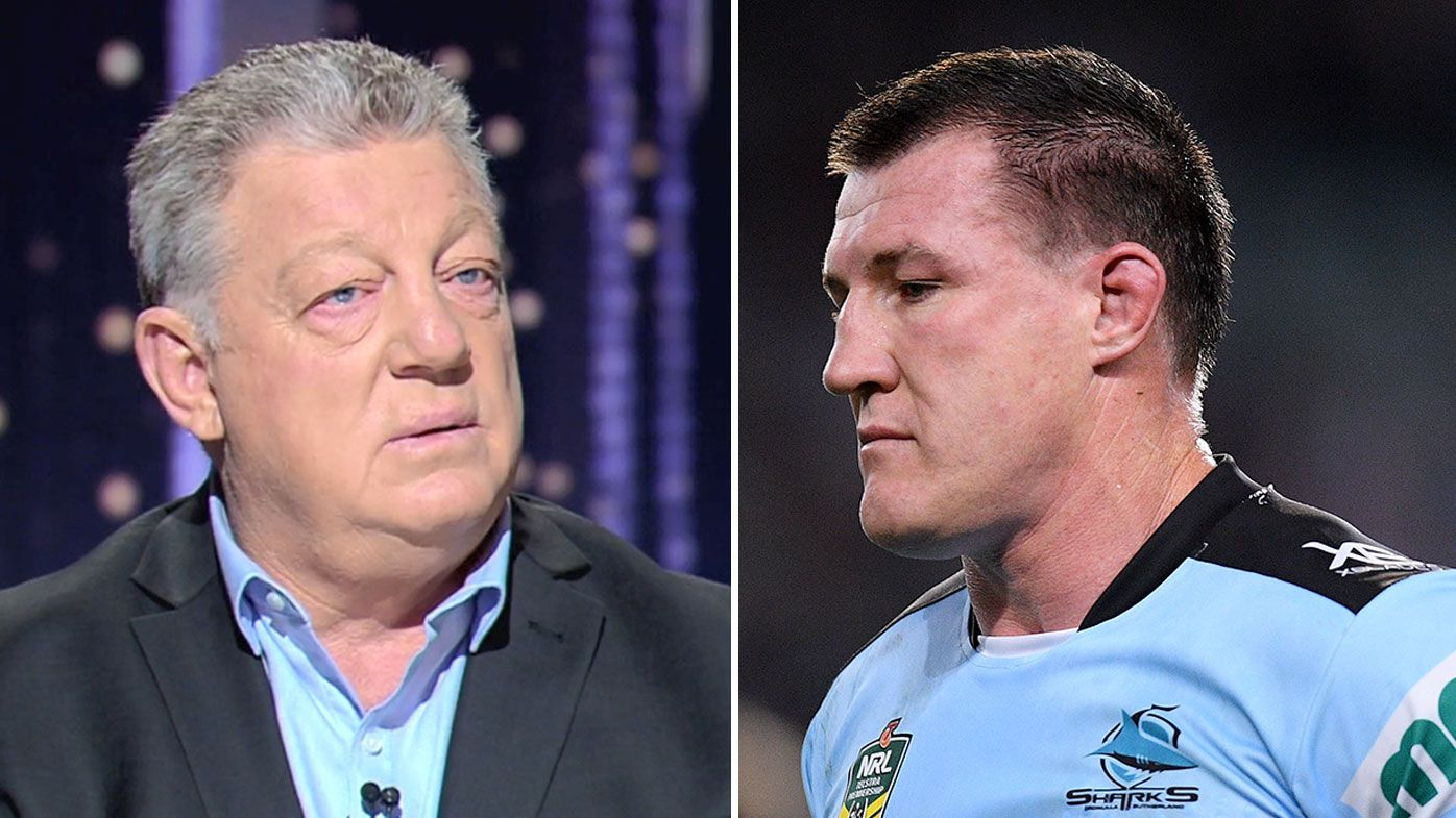 Paul Gallen and Phil Gould clash over NSW Blues' effort levels in Origin I