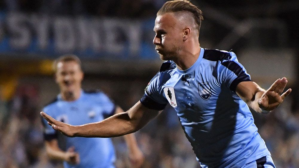 Sydney FC end FFA Cup reign of lacklustre Melbourne City at Leichhardt Oval