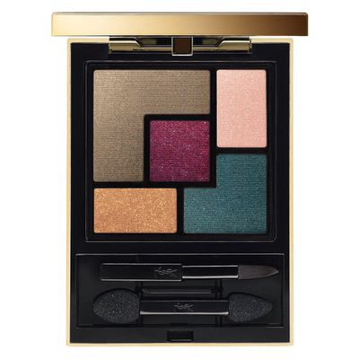 "<a href=""http://mecca.com.au/yves-saint-laurent/couture-palette/V-018893.html#q=yves%2Bsaint%2Blaurent&start=1"" target=""_blank"">Yves Saint Laurent Couture Palette in Scandal, $103.</a>"